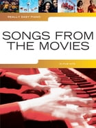 Really Easy Piano Songs From The Movies by Wise Publications
