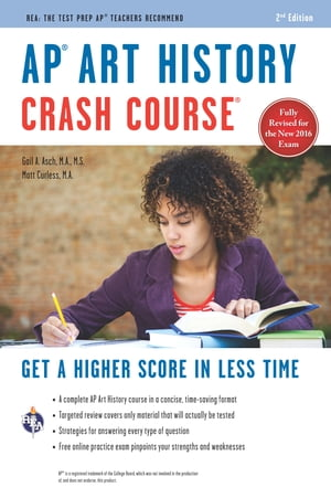 AP� Art History Crash Course Book + Online