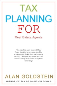 Tax Planning for Real Estate Agents