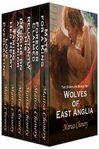 Wolves of East Anglia Boxed Set by Marisa Chenery