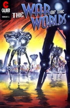 War of the Worlds #1 by Randy Zimmerman