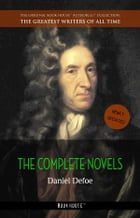 Daniel Defoe: The Complete Novels by Daniel Defoe