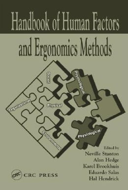 Book Handbook of Human Factors and Ergonomics Methods by Stanton, Neville Anthony