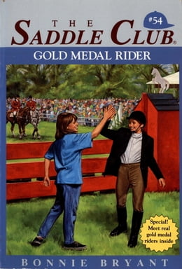 Book Gold Medal Rider by Bonnie Bryant
