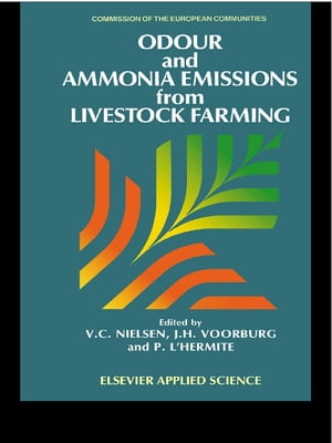 Odour and Ammonia Emissions from Livestock Farming