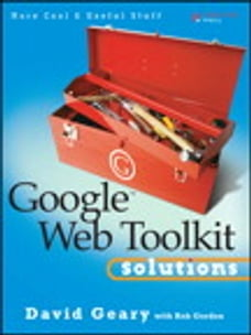 Google Web Toolkit Solutions