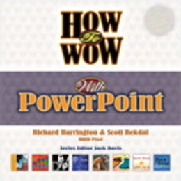 Book How to Wow with PowerPoint by Scott Rekdal