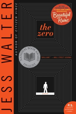 Book The Zero: A Novel by Jess Walter