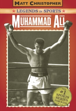 Book Muhammad Ali: Legends in Sports by Matt Christopher