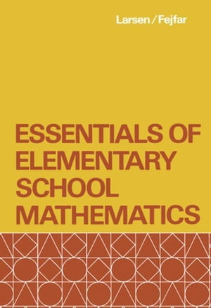 Essentials of Elementary School Mathematics