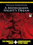 A Midsummer Night's Dream Thrift Study Edition by William Shakespeare