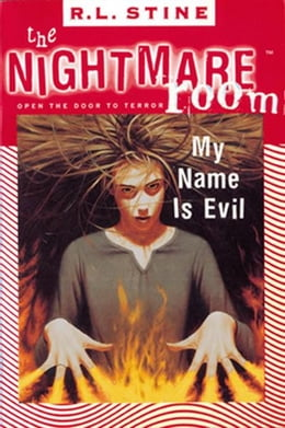 Book The Nightmare Room #3: My Name Is Evil by R.L. Stine