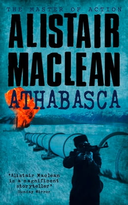 Book Athabasca by Alistair MacLean