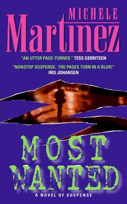 Book Most Wanted by Michele Martinez