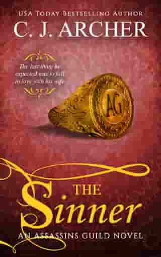 The Sinner: An Assassins Guild Novel