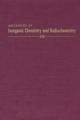 Book Advances in Inorganic Chemistry by Emeléus, H. J.
