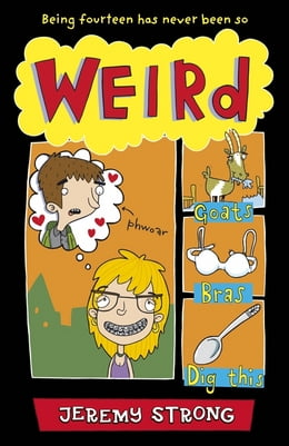 Book Weird by Jeremy Strong