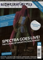 Spectra Magazine - Issue 1: Sci-fi, Fantasy and Horror Short Fiction by Paul Andrews