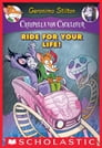 Creepella Von Cacklefur #6: Ride for Your Life! Cover Image