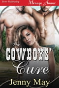 9781627415514 - Jenny May: The Cowboys' Cure - كتاب