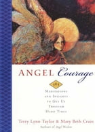 Angel Courage: 365 Meditations and Insights to Get Us Through Hard Times by Terry Lynn Taylor