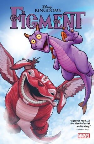 Disney Kingdoms: Figment by Jim Zub