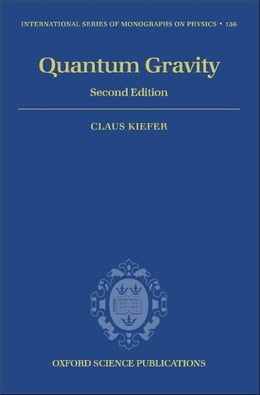 Book Quantum Gravity by Claus Kiefer