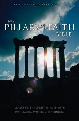 Book NIV, Pillars of the Faith, eBook by Zondervan
