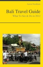 Bali, Indonesia Travel Guide - What To See & Do by Aaron Needham