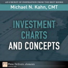 Book Investment Charts and Concepts by Michael N. Kahn CMT