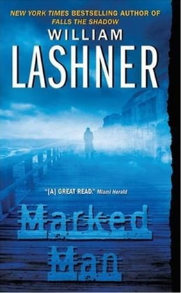 Book Marked Man by William Lashner