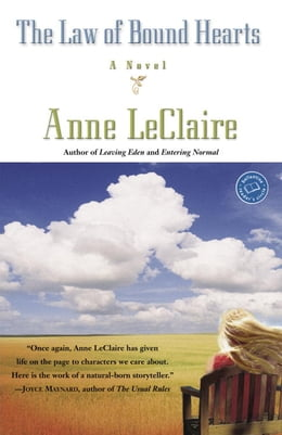 Book The Law of Bound Hearts: A Novel by Anne LeClaire