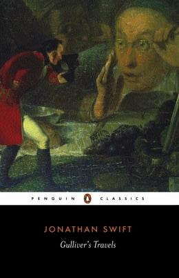 Book Gulliver's Travels by Jonathan Swift