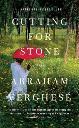 Book Cutting for Stone by Abraham Verghese