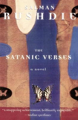 Book The Satanic Verses: A Novel by Salman Rushdie
