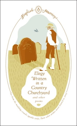 Book Elegy Written in a Country Churchyard and Other Poems by Thomas Gray