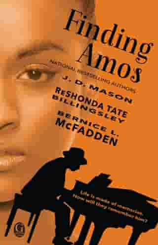 Finding Amos by J.D. Mason