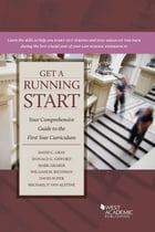 Get a Running Start: Your Comprehensive Guide to the First Year Curriculum