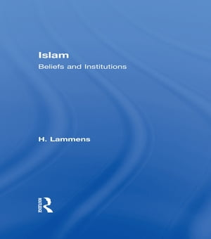 Islam Beliefs and Institutions