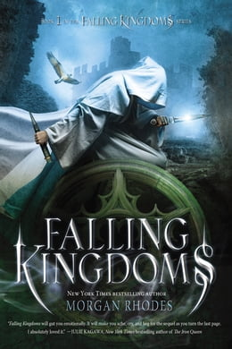 Book Falling Kingdoms: A Falling Kingdoms Novel by Morgan Rhodes