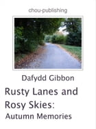 Rusty Lanes and Rosé Skies by Dafydd Gibbon