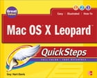 Mac OS X Leopard QuickSteps by Guy Hart-Davis