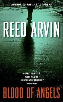 Book Blood of Angels by Reed Arvin