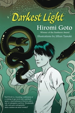 Book Darkest Light: Half World Series by Hiromi Goto
