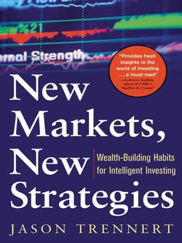Book New Markets, New Strategies by Trennert, Jason