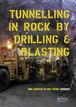 Book Tunneling in Rock by Drilling and Blasting by Spathis, Alex