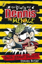 The Diary of Dennis the Menace: Bash Street Bandit (Book 4) by Steven Butler