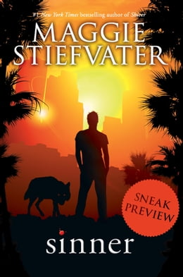 Book Sinner: Free Preview (First 3 Chapters) by Maggie Stiefvater
