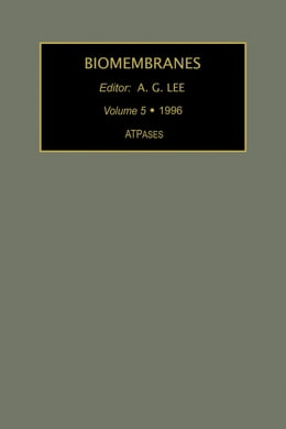 Book ATPases by Lee, A.G.
