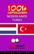 1001+ oefeningen nederlands - Turks by Gilad Soffer